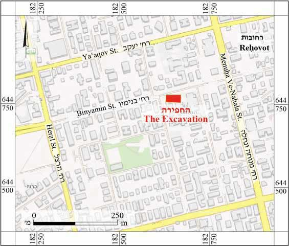 1. Location Map.
